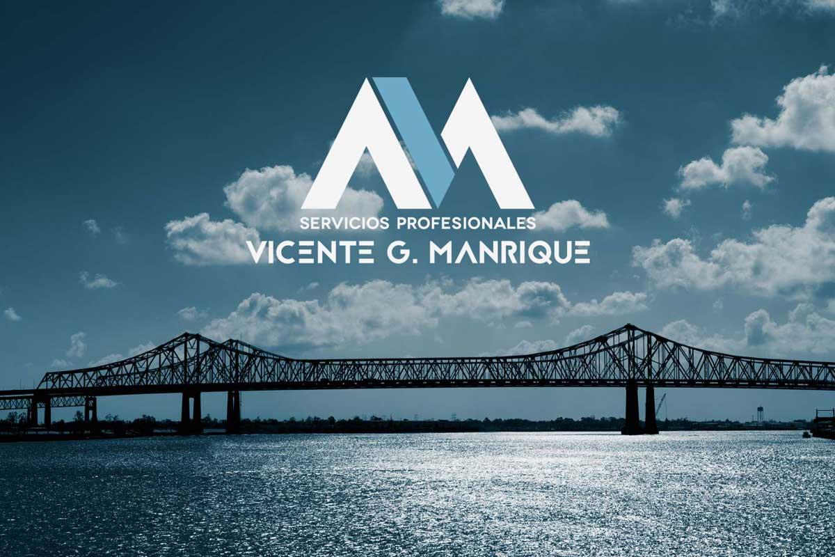 Vicente G. Manrique Branding presentación