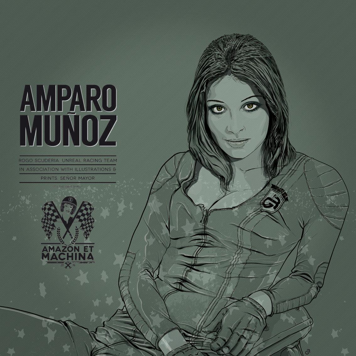 Amparo Muñoz Quesada Fotos amparo y su ossa yankee - señor mayor
